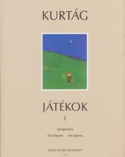 Kurtág György: Játékok 1.