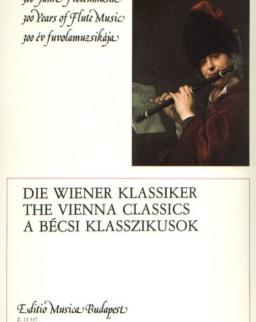 300 év fuvolamuzsikája - Bécsi klasszikusok
