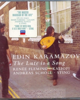Karamazov, Edin: The lute is a song