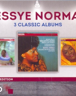 Norman, Jessye: Collection - 3 CD