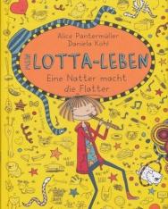 Alice Pantermüller: Mein Lotta-Leben 12. -  Eine Natter macht die Flatter