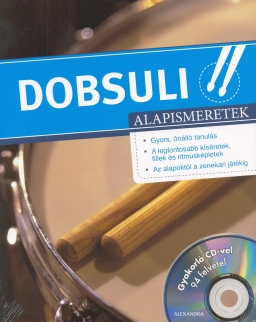 Dobsuli alapismeretek - gyakorló CD-vel
