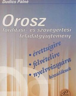 Orosz fordítási- és szövegértési feladatgyűjtemény