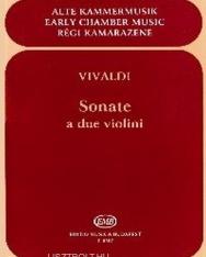 Antonio Vivaldi: Sonate a due violini