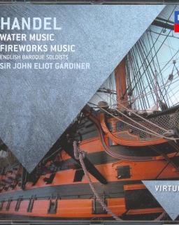 Georg Friedrich Händel: Water music, Fireworks music