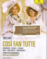 Wolfgang Amadeus Mozart: Cosí fan tutte - 2 DVD
