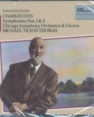 Charles Ives: Symphonies 1,4