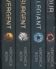 Veronica Roth: Divergent Series Boxed Set (1-3, plus World of Divergent)