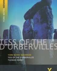 York Notes Advanced - Thomas Hardy: Tess of the D'Urbervilles