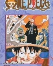 Eiichiro Oda: One Piece Volume 4