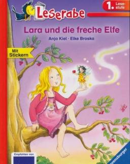 Lara und die freche Elfe (Leserabe - 1. Lesestufe)