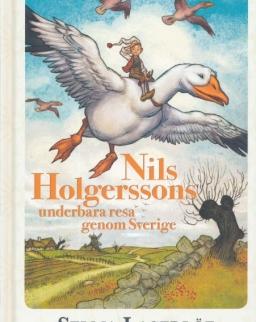 Selma Lagerlöf: Nils Holgerssons underbara resa genom Sverige