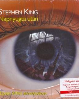 Stephen King: Napnyugta után - 2 CD Epres Attila előadásában