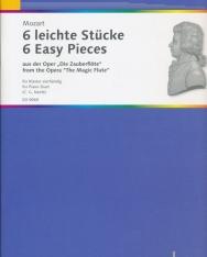 Wolfgang Amadeus Mozart: 6 Leichte Stücke aus der Oper