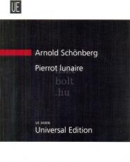 Arnold Schoenberg: Pierrot lunaire - kispartitúra