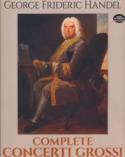 Georg Friedrich Händel: Concerti grossi op. 3, op. 6 - partitúra