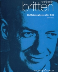 Britten: 6 metamorphoses after Ovid - oboe solo
