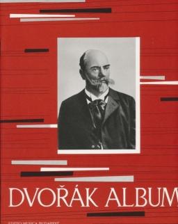 Antonin Dvorák: Album zongorára