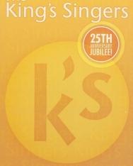 King's Singers Jubileumi gyűjtemény vegyeskarra