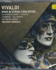 Antonio Vivaldi: Winds and String Concertos