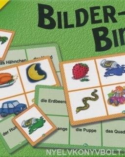 Bilder Bingo - Deutsch spielend lernen (Társasjáték)