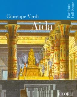 Giuseppe Verdi: Aida - partitúra