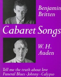 Benjamin Britten: Cabaret Songs