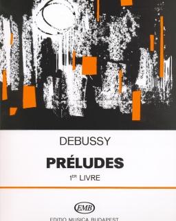 Claude Debussy: Préludes 1.