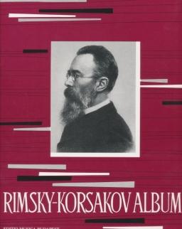 Nicolai Rimsky- Korsakov: Album zongorára