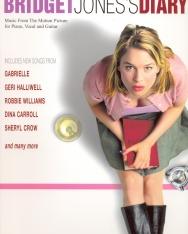 Bridget Jones's Diary/Bridget Jones naplója (ének-zongora-gitár)