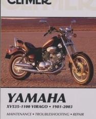 Yamaha XV535-1100 Virago, 1981-2003