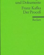 Franz Kafka: Der Process - Erläuterungen und Dokumente
