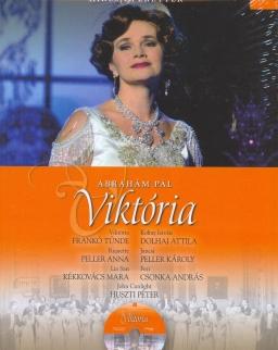 Híres operettek 19. - Ábrahám Pál: Viktória (Könyv, CD-melléklettel)