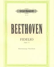 Ludwig van Beethoven: Fidelio - zongorakivonat