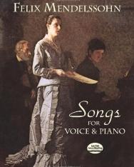 Felix Mendelssohn: Songs