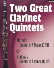 Two Great Clarinet Quintets