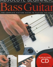 Absolute beginners - Bass Guitar + CD