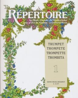 Répertoire trombitára, zongorakísérettel