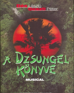 Dzsungel könyve musical ének-zongora-gitár
