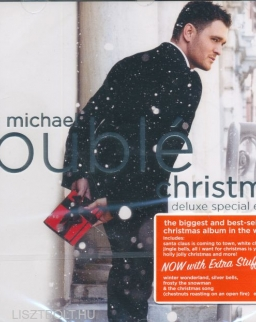 Michael Bublé: Christmas - deluxe special edition - 4 extra songs