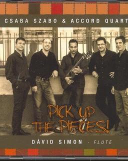 Pick Up The Pieces! (Vivaldi, Sor, Pujol, Bartók, Fauré)