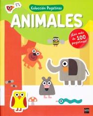 Animales - Colleción Pegatinas