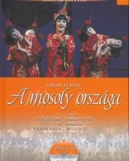 Híres operettek 9. - Lehár: A mosoly országa (könyv CD-melléklettel)