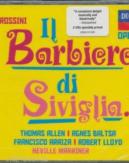 Gioacchino Rossini: Il Barbiere di Siviglia - 2 CD