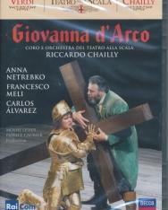 Giuseppe Verdi: Giovanna d' Arco - DVD