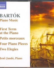 Bartók Béla: Piano Music Vol. 6. - First Term at the Piano, Petits morceaux, Four Piano Pieces, Two Elegie
