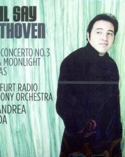 Ludwig van Beethoven: Piano Concerto no.3, Sonatas no.32, no.14