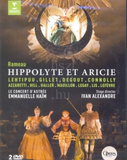 Jean-Philippe Rameau: Hippolyte & Aricie - 2 DVD