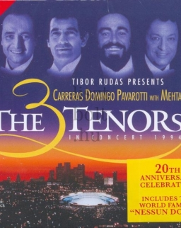 Three Tenors in Concert - Los Angeles, 1994 - CD+DVD