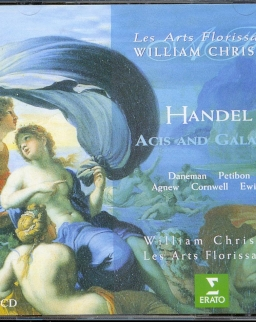 Georg Friedrich Händel: Acis and Galatea 2 CD